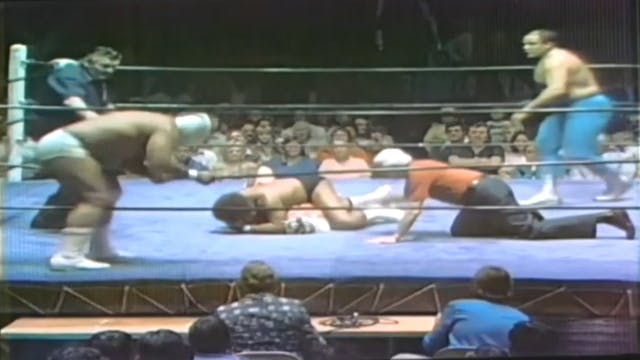 Gino Hernandez & Gran Marcus vs. Jose...