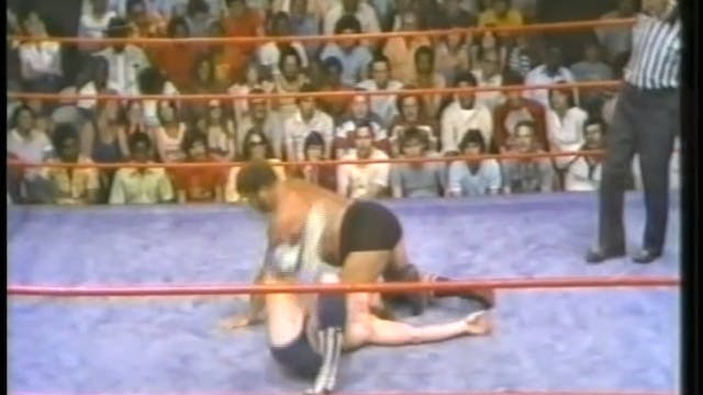 David Von Erich VS Harley Race