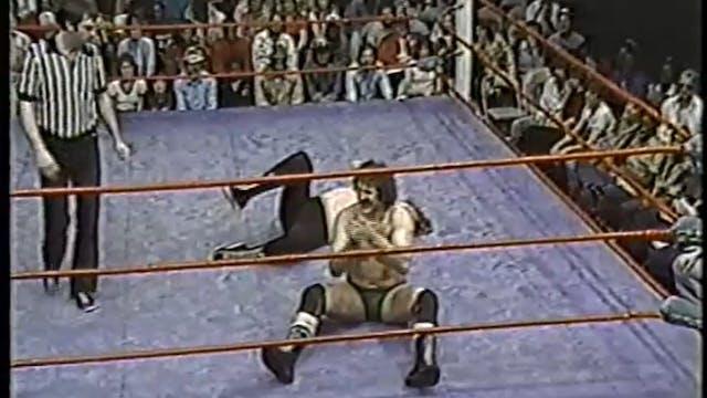 Cowboy Bob Orton VS Bruce Dean