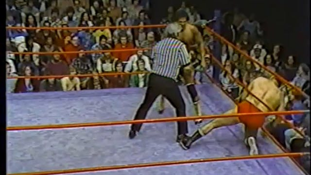 Butch Reed VS Bennie Ramirez