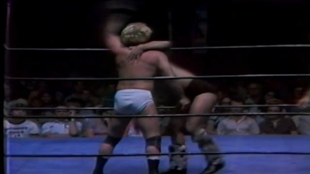 Nick Bockwinkle vs. Bruiser Brody  (A...