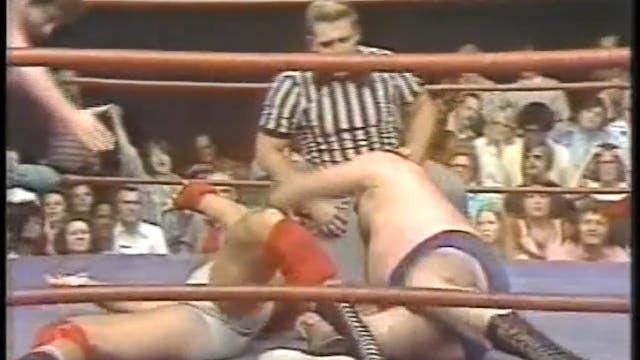 Ted Dibiase & Paul Orndorff VS Harley...