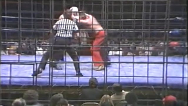 Jake Roberts vs. Lord Humongous (CAGE...
