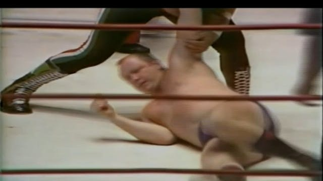 Dory Funk Jr. & Terry Funk vs. Jose L...