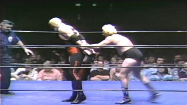 Dale Valentine vs. The Spoiler