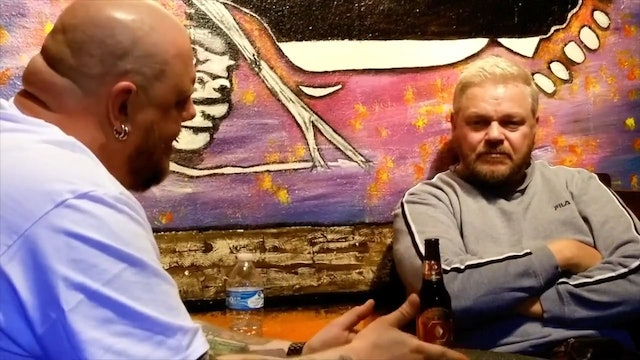 Royal Ramble -RoundTable Discussion -Shane Douglas