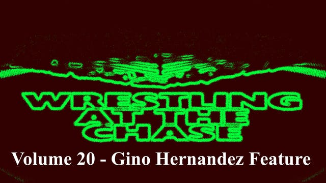 Best of Houston Wrestling 20 - Gino Hernandez
