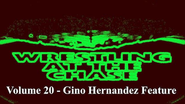 Best of Houston Wrestling 20 - Gino Hernandez