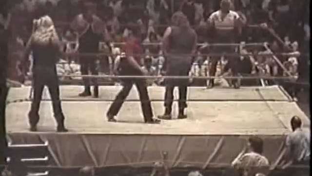 Jerry Lawler & Austin Idol vs. Michae...