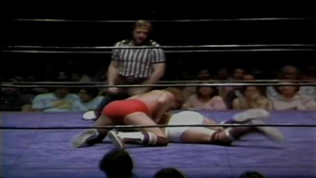 Nick Bockwinkle vs. Dick Slater (AWA Title)