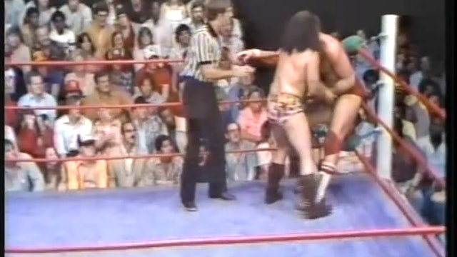 Ted Dibiase VS Chief Thundercloud