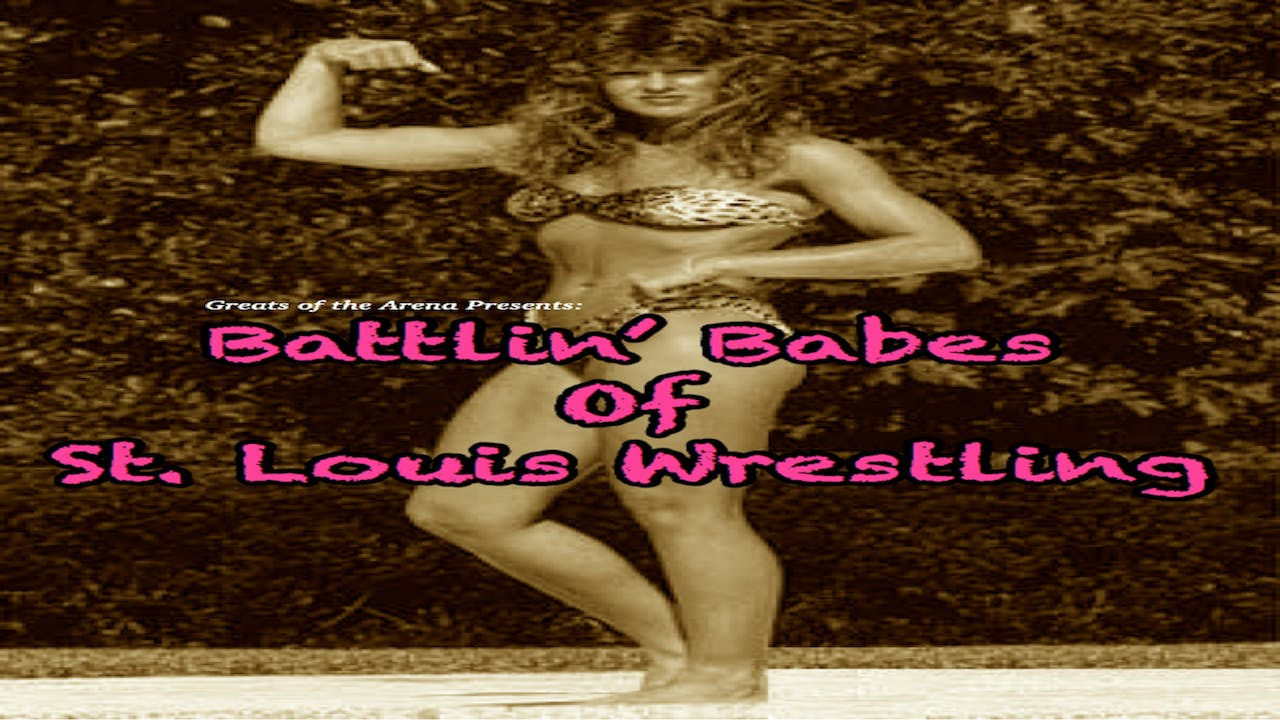 Battlin' Babes of The St. Louis Territory