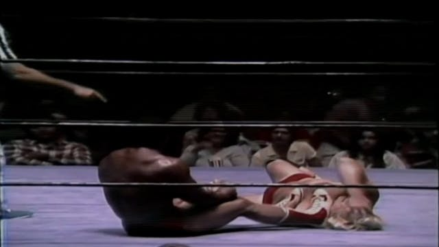 Nick Bockwinkle vs. Tony Atlas (AWA T...
