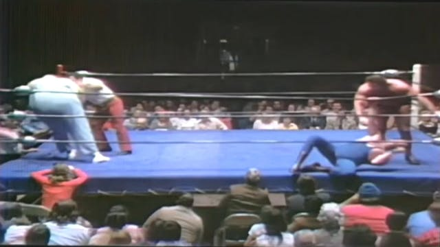 Gary Hart vs. Biggin'