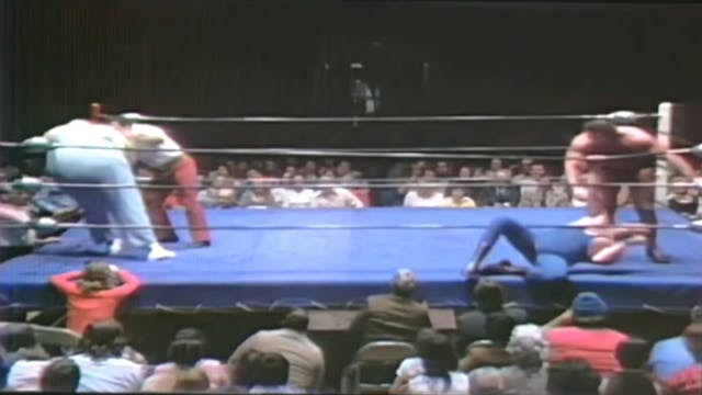 Gary Hart vs. Biggin'