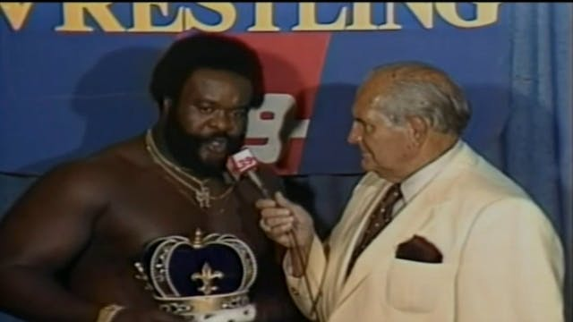 Nick Bockwinkle vs. Junkyard Dog (AWA...