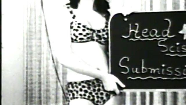 Wrasslin' She Babes Volume 6