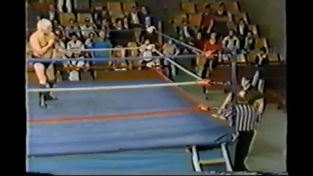 Dino Bravo vs. Pat Patterson