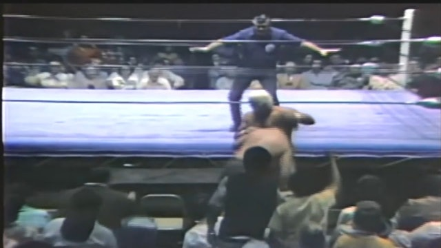 Dusty Rhodes vs. Bill White