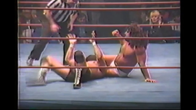Rick Martel vs. Jimmy Garvin ( AWA WORLD TITLE)