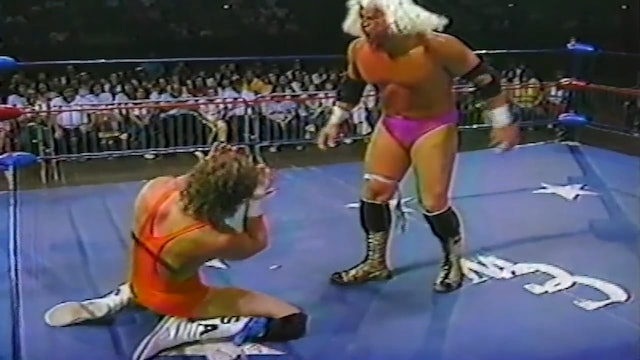 Tom Prichard & Mike Golden vs The Bullet & Scott Armstrong