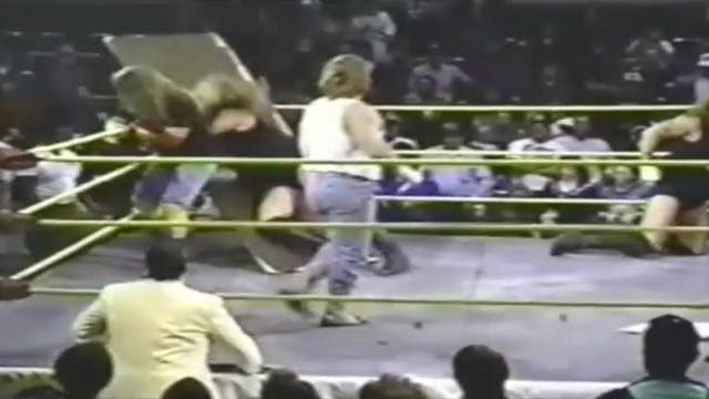 Pro Wrestling's Promoters