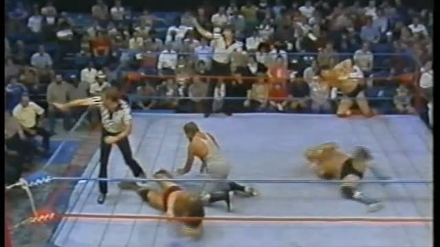 Dick Murdoch & Luke Williams VS Jerry...