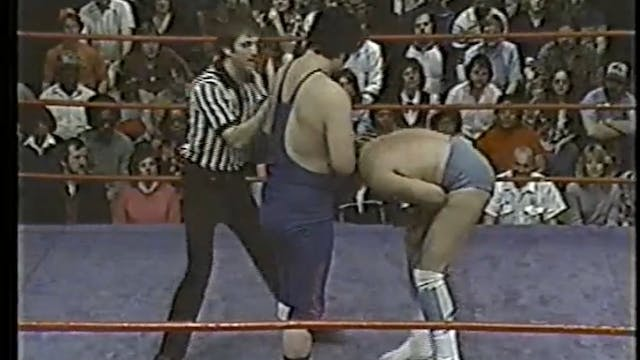 Mark Romero VS Yasu Fuji
