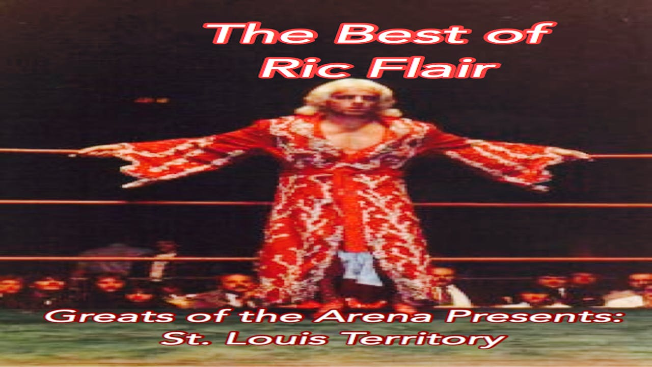 The Best of Ric Flair Volume 1