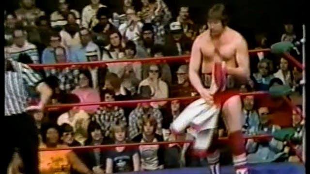 Big John Studd VS Ted Dibiase with St...