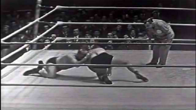 Maurice Vahon vs. Larry Moquin