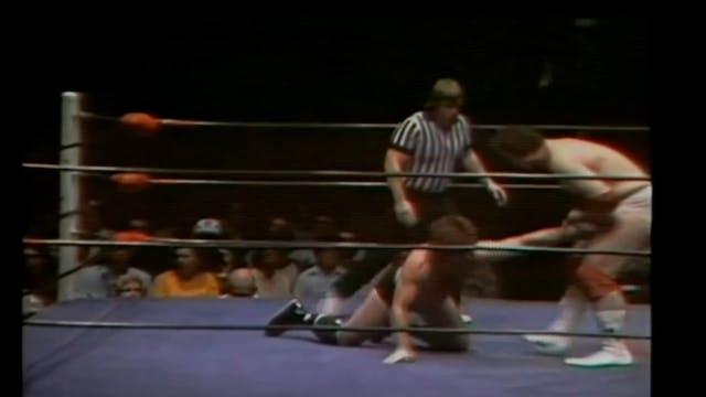 Manny Fernandez vs. Tully Blanchard
