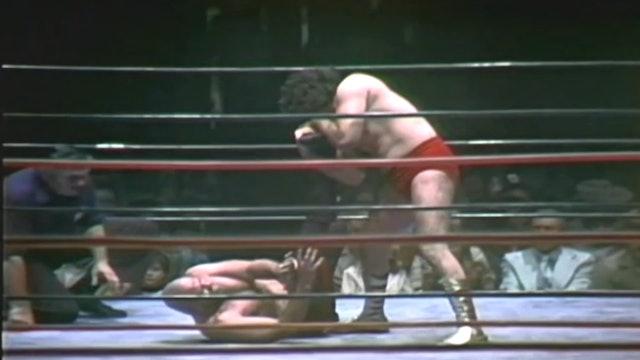 Killer Karl Krupp vs. Al Madril (Texas Title)