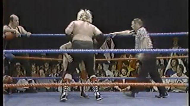 Rick Martel & Steve Olsonoski VS Ed S...