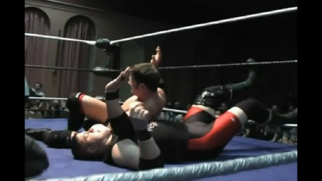 Kevin Steen vs. AJ Styles (2 of 3 falls)