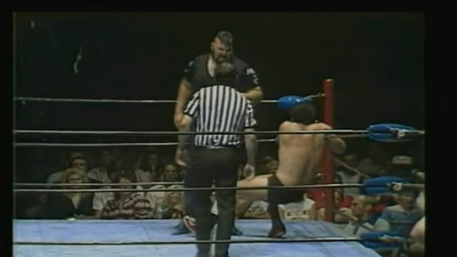 One Man Gang vs. Gary Young
