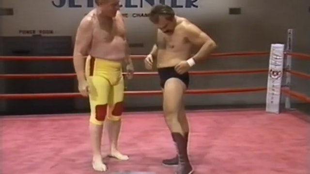 Pro Wrestling Finishing Holds Vol. 1 with Gene LeBell