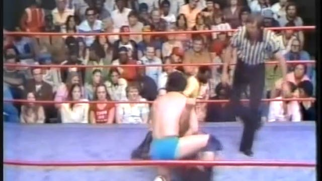 Harley Race VS Ron Sexton