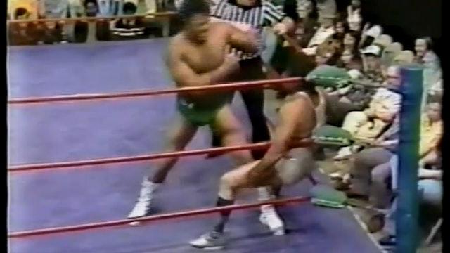 Rocky Johnson Match Collection