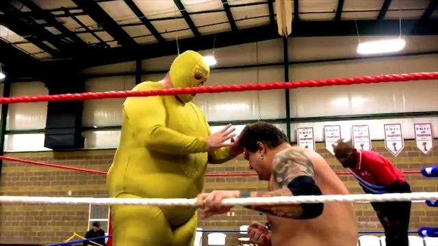 Golden Terror vs. Brian Logan
