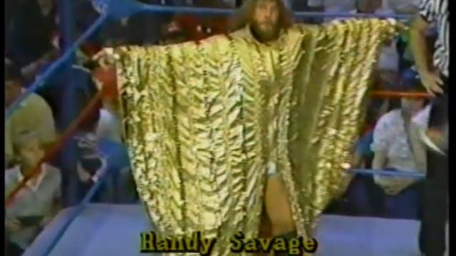 Randy Savage VS Jason Reeves