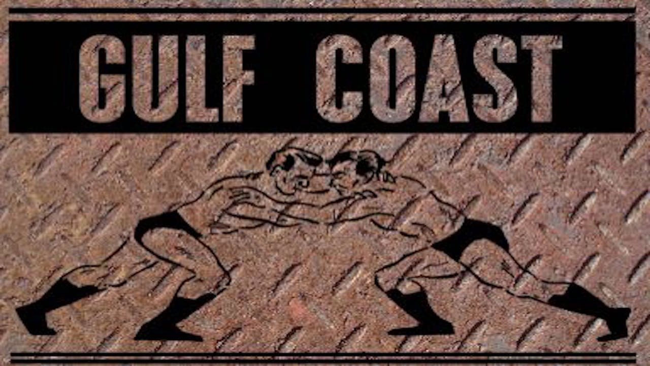 The Best of Gulf Coast Wrestling Vol. 1-13