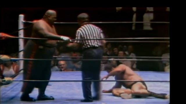 Abdullah the Butcher vs. Ivan Putski
