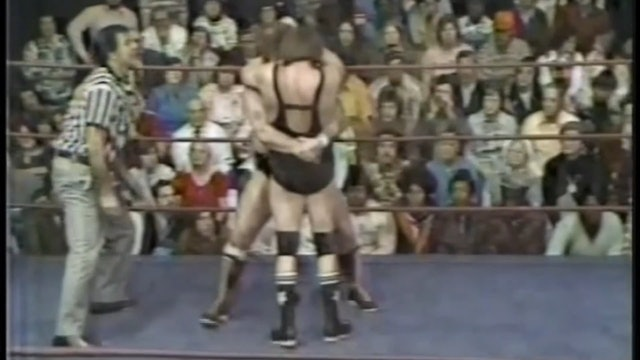 King Kong Brody & Bob Sweetan VS Billy Starr & Bryan St John-007-033