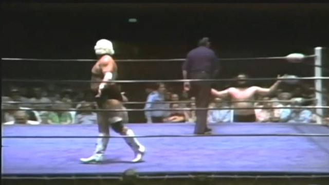 Bruiser Brody vs. Dusty Rhodes