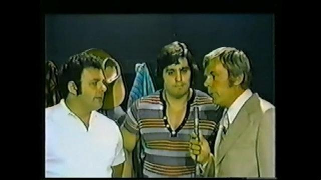 Dino Bravo and Gino Britto Interview