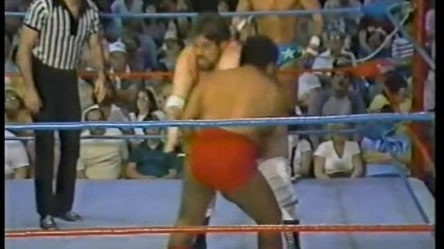 "Randy Savage & Butcher"" Salviccio VS ..."