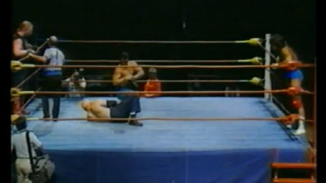 Tom Zenk & Phil LaFon vs. Long Riders