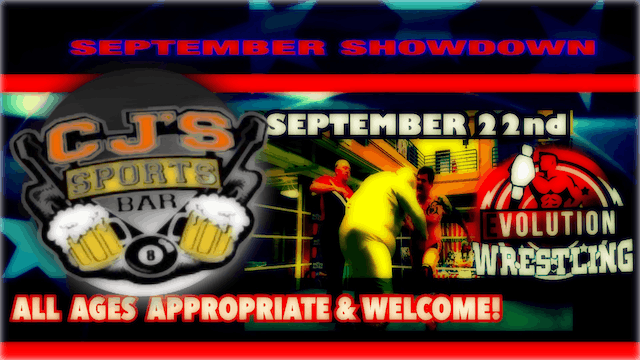 WFS presents: September Showdown
