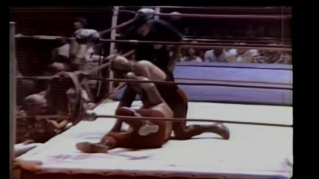 Ox Baker vs. The Spoiler